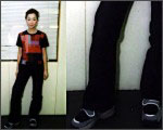 Sammi Cheng's Acupuncture Shoes