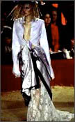 Galliano Ethereal Dress